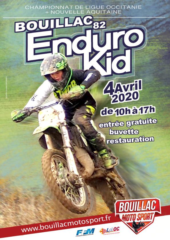 Enduro Kids 2020 Bouillac MotoSport