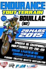 Endurance 2015