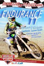 Endurance 2019